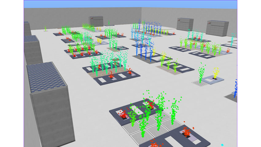 TileFlow: Data center CFD modeling software